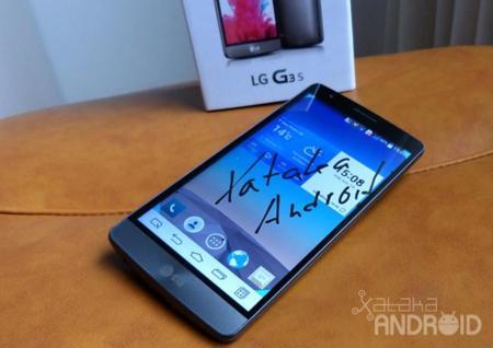 LG G3 S, análisis
