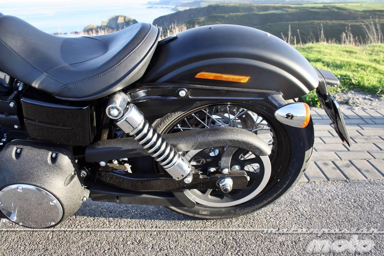 Foto de Harley Davidson DYNA Street Bob, prueba (valoración, ficha técnica y galería) (21/35)