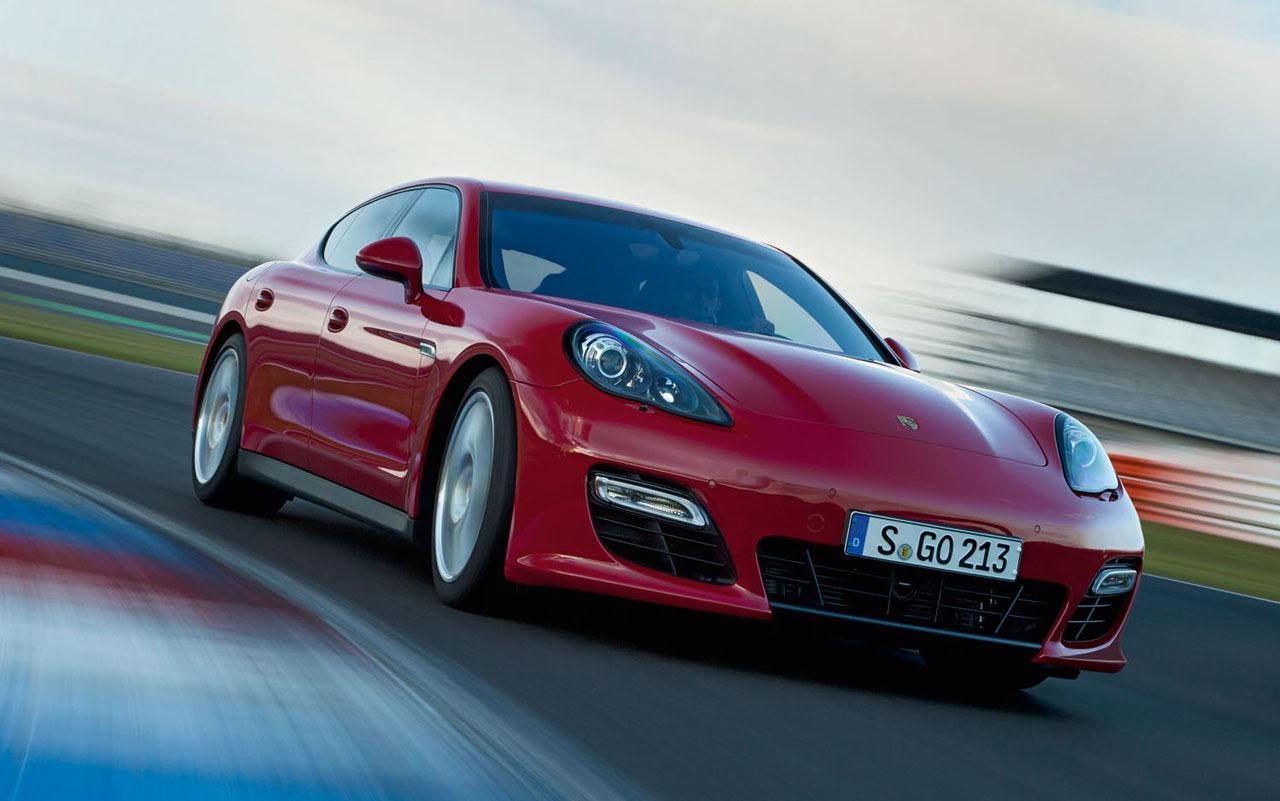 Foto de Porsche Panamera GTS (1/8)