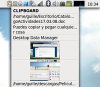 Desktop Data Manager: mucho más que un portapapeles para Gnome