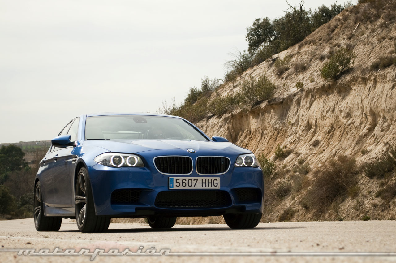 Foto de BMW M5 (Prueba) (136/136)