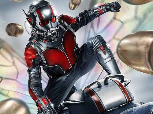 'Ant-Man', la película