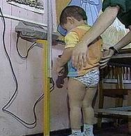 Muchos padres preocupados por la estatura de sus hijos