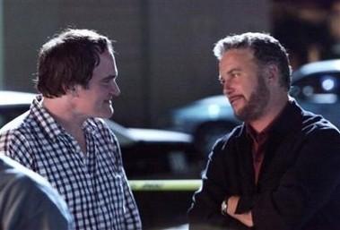 'C. S. I.' Tarantino dirige a Grissom