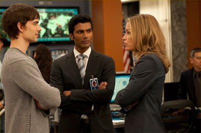 'Covert Affairs', aprendices de espías que no dan la talla