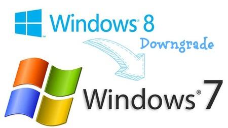 ¿Tiene sentido un downgrade de Windows 8 a 7? Microsoft lo ofrecerá a sus clientes
