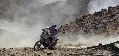 Dakar 2013: Arica - Calama, etapa 6
