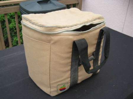 bolsa transporte macintosh original apple