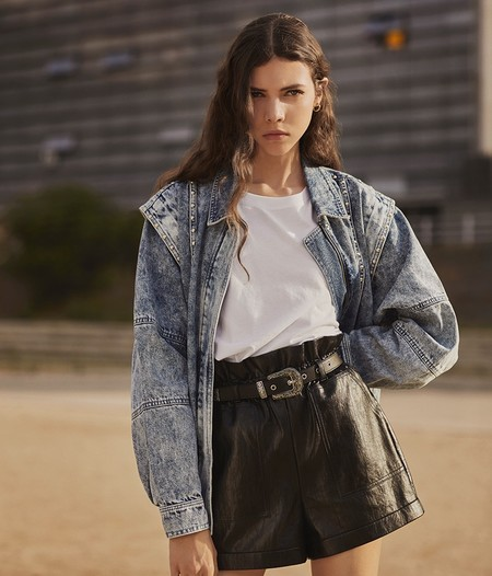 Bershka Western Lookbook 03