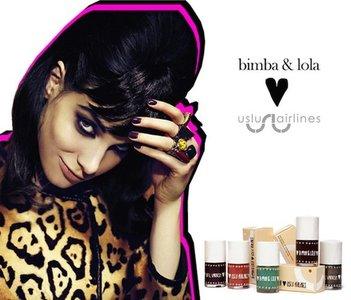 Bimba & Lola lanza una colección de esmaltes de uñas