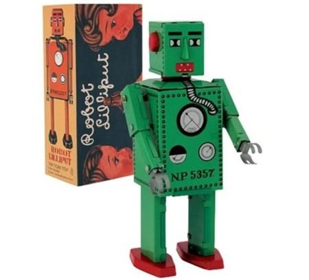 El robot Lilliput