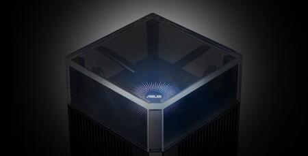 ASUS deja ver su próximo router de alta gama, el ZenWiFi PRO, que llegará con WiFi 6E y un aspecto muy peculiar