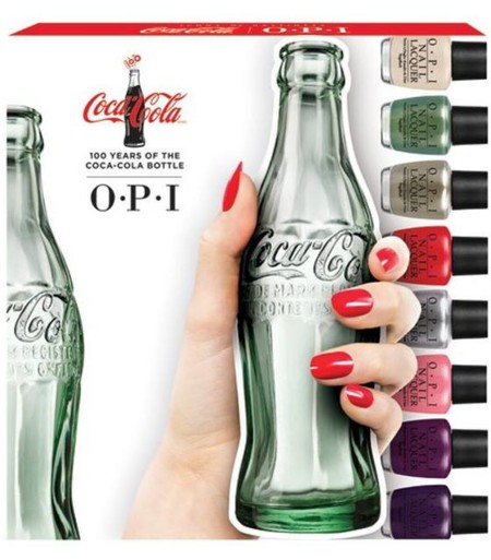 Opi Coca Cola Anniversary 2015 Mini Collection