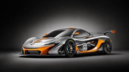 McLaren P1 GTR, la versión exclusiva para pista