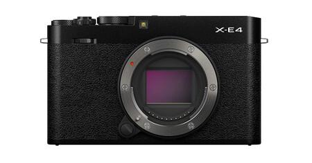 Fujifilm X E4 Black
