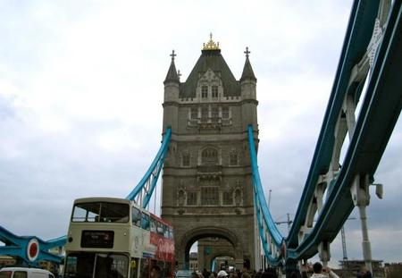 Tower Bridge Puente de la Torre Londres