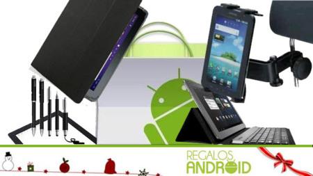 Los mejores accesorios de tablets para regalar estas navidades