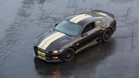 Este año podrás darte el gustazo de alquilar una leyenda: vuelve el Mustang Shelby GT-H