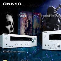 Onkyo presenta dos nuevos receptores estéreo para los amantes de la alta fidelidad