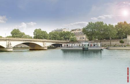 Fluctuart: el primer museo flotante abrirá esta primavera en París