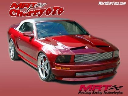 Ford Mustang MRT Cherry 6T6
