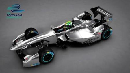 Qualcomm Halo, la recarga inalámbrica de vehículos eléctricos llega a la Formula E