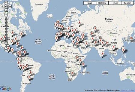 Monumentos Patrimonio de la Humanidad en peligro