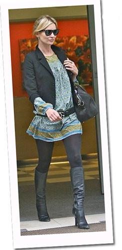 Adivina quién es el diseñador del vestido de Kate Moss...