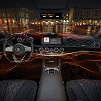 El sistema de audio 3D para el coche, sin altavoces, que convierte el habitáculo en la caja de un violín