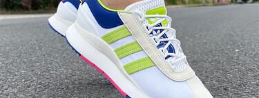Estas zapatillas Adidas SL Andridge llenarán de color todos tus looks este verano y ahora puedes conseguirlas 60 euros más baratas