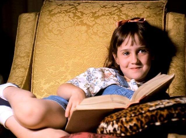Matilda niña extraordinaria