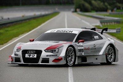 Audi desvela su A5 para el DTM