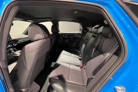 Honda Civic Hatchback 2022 Filtrado 2