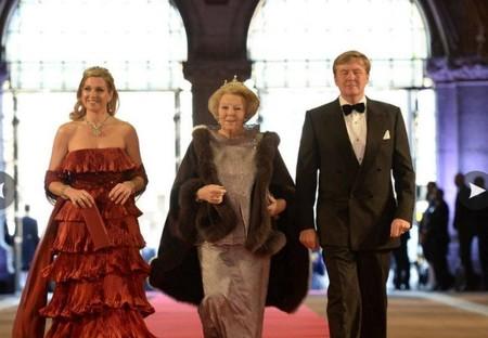 Expectación  máxima en Holanda. Cena de gala en el Rijksmuseum