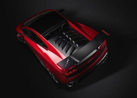 Lamborghini Gallardo LP 570-4 Super Trofeo Stradale, el más radical