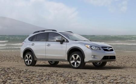 Subaru XV Crosstrek Hybrid, primeros datos