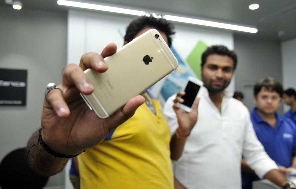 Apple empieza a exportar los iPhone hechos en India a algunos países europeos
