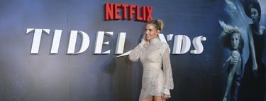 Elsa Pataky presenta serie (de Netflix) en Australia y su look nos deja sin palabras