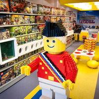 Lego aterriza en España y abre sus dos primeras tiendas propias en Madrid