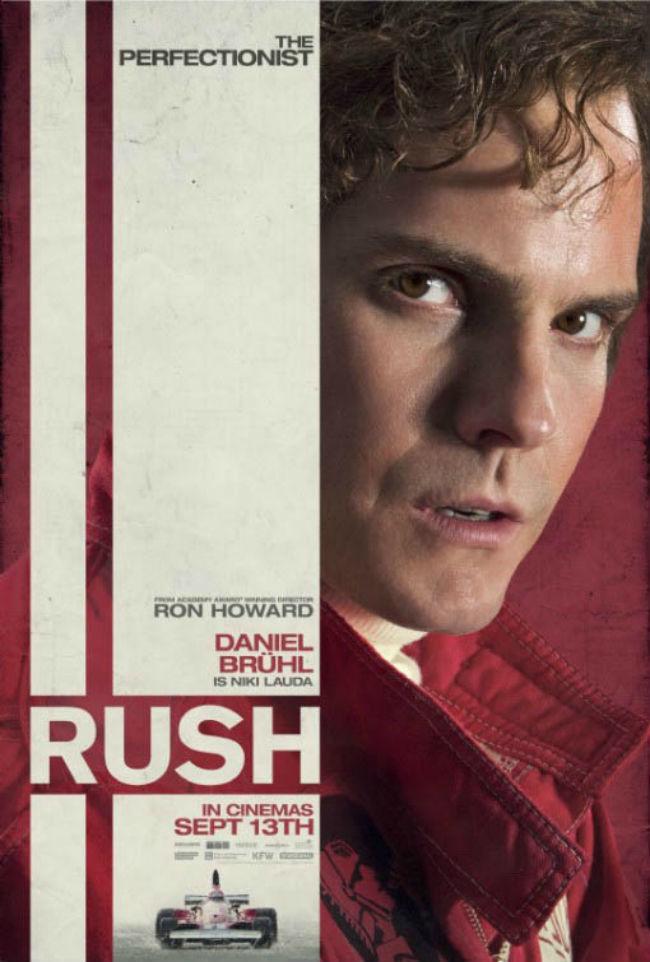 Carteles de Rush