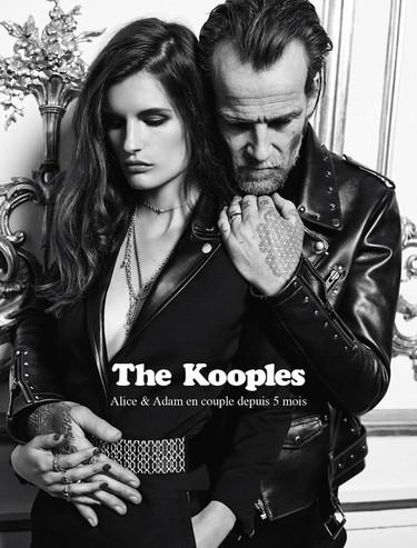 The Kooples Otoño-Invierno 2013/2014: Rock 'n' Roll francés