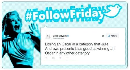 #FollowFriday de Poprosa: el antes, el durante y el después de los #Oscars2015