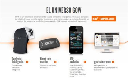 Orange comercializa GOW, una plataforma de entrenamiento personal