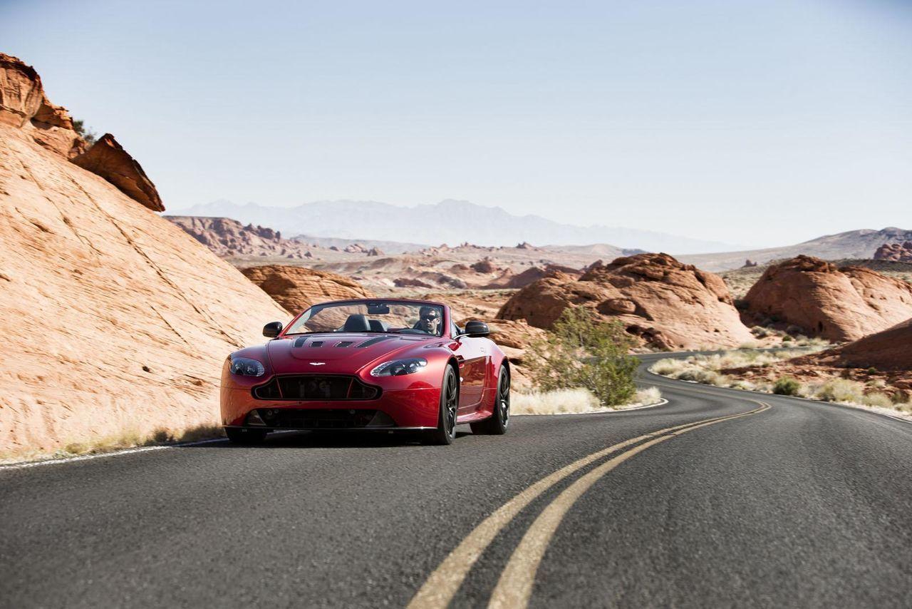 Foto de Aston Martin V12 Vantage S Roadster (9/14)