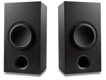 Pro Audio LFC-10sm, subwoofer pasivo compacto para nuestro home cinema