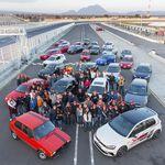 Volkswagen celebra 40 años de vida del Golf GTI y nosotros manejamos la versión Clubsport de 290 hp