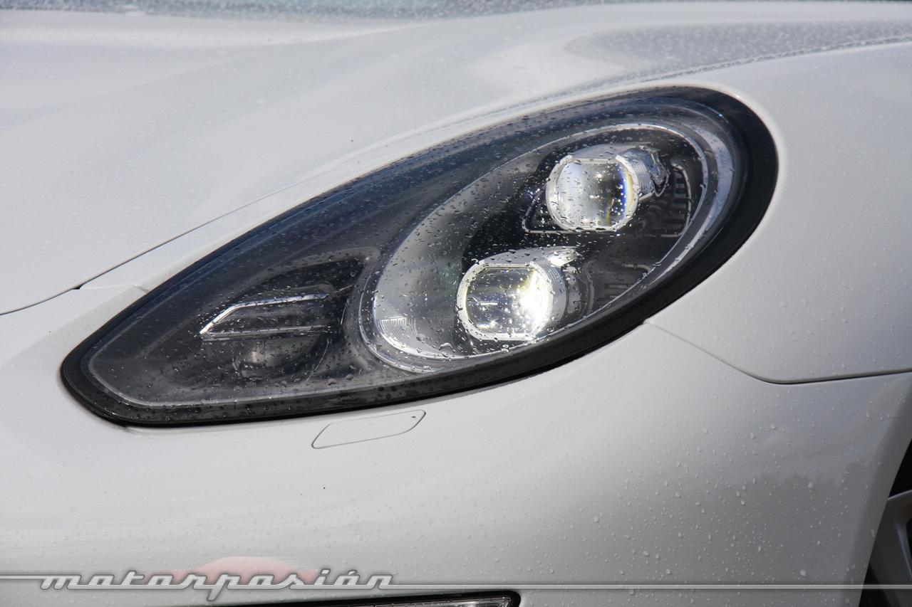 Porsche Panamera S E Hybrid Prueba 10 64
