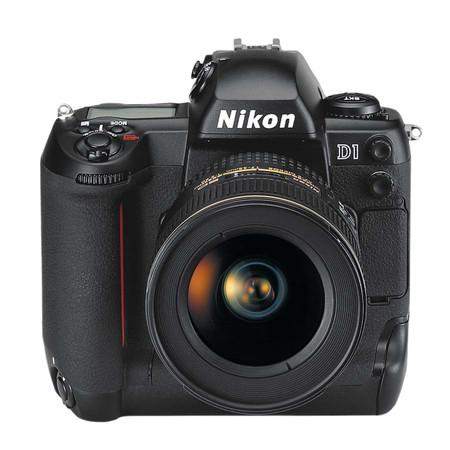 Nikon D1 White