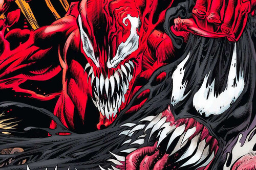 'Venom': quién es Matanza, el simbionte psicópata que revolucionó los cómics de Spider-Man en los 90