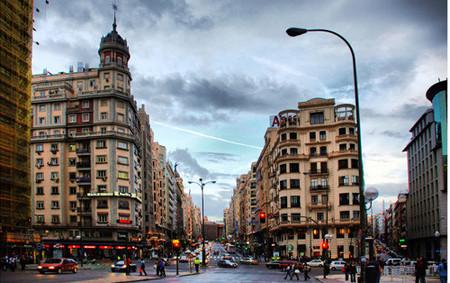 Paseo de la gastronomía de Madrid